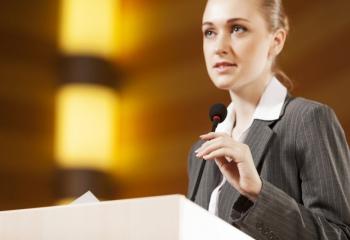 Как преодолеть страх перед выступлением