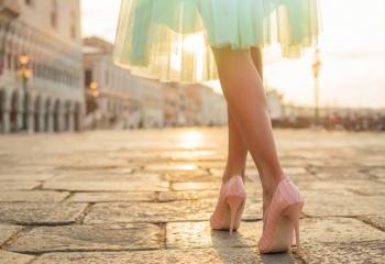 Важные секреты красивой походки