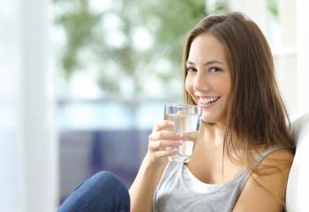 Питьевая вода: какой она должна быть