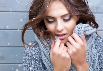 Как защитить руки от зимних холодов