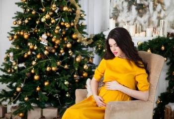 Новый год: как праздновать, если ты беременна