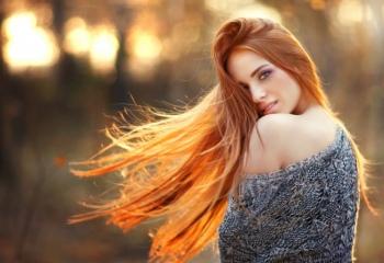 Уход за волосами в осенний период