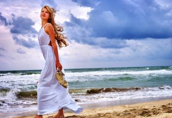 32f51e6606396e6 Летние платья в пол: изюминка летнего гардероба :: JustLady.ru ...