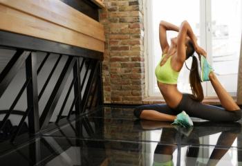 Начало дня: комплекс утренних упражнений