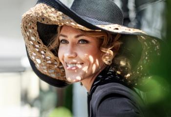5 лучших фасонов шляп для лета