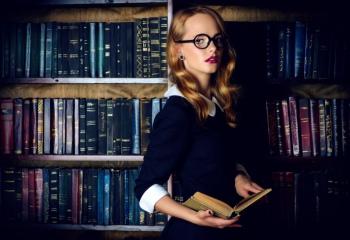 Профессия библиотекаря: за и против