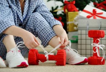 Фитнес в новогодние праздники
