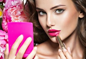 Какой макияж хорошо выглядит на фото