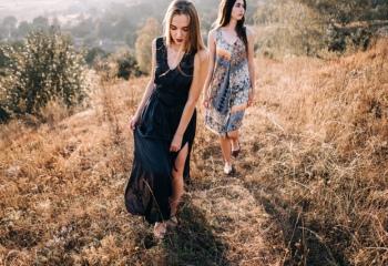 Летние платья и сарафаны: модные тренды