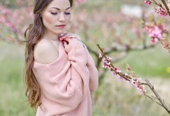 Как быть красивой весной
