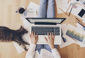 Работа дома: плюсы и минусы