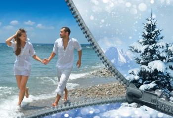 Топ-5 идей для новогодних каникул