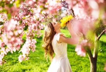 Как весна влияет на настроение