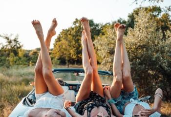 Проблемы ног летом