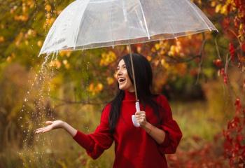 Сезон дождей: избавляемся от осенних тревог