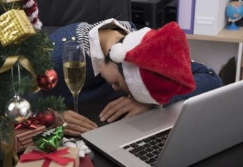 Как выйти на работу после новогодних праздников