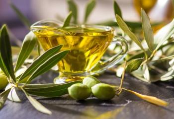 Как сделать питательную маску для ресниц из оливкового масла