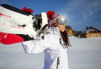 Сноуборд для новичков: снежный спорт