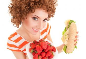Чем можно баловать себя из еды во время диеты