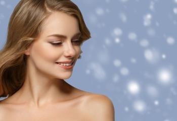 Уход за сухой кожей лица зимой