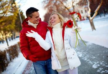 10 идей романтических свиданий зимой
