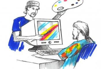 Как устроиться на работу дизайнером