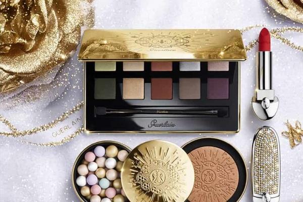 Рождественская коллекция макияжа Guerlain