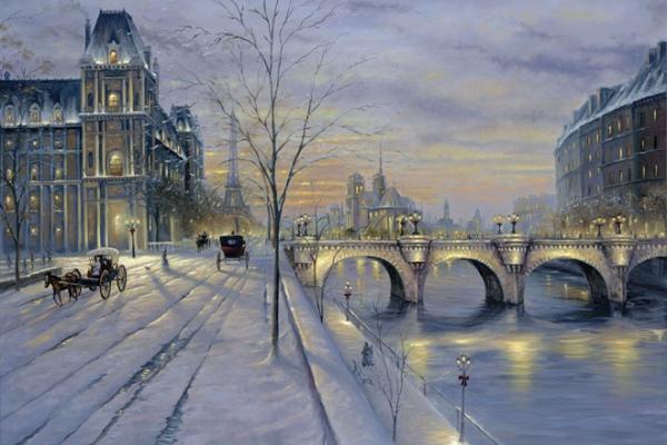 5 причин посетить Францию зимой