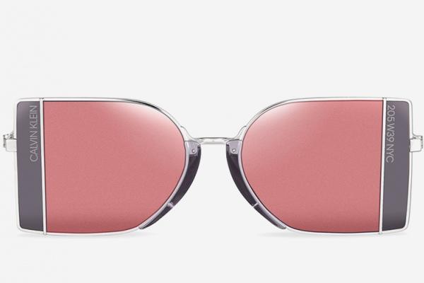 Дебютная коллекция очков Рафа Симонса для Calvin Klein