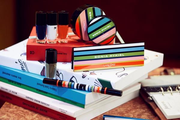 Парижская коллекция макияжа Sonia Rykiel x Lancôme