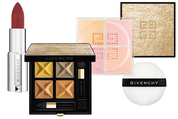 Ювелирная рождественская коллекция макияжа Givenchy