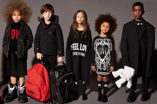 Детская линия Givenchy: на прощание от Рикардо Тиши