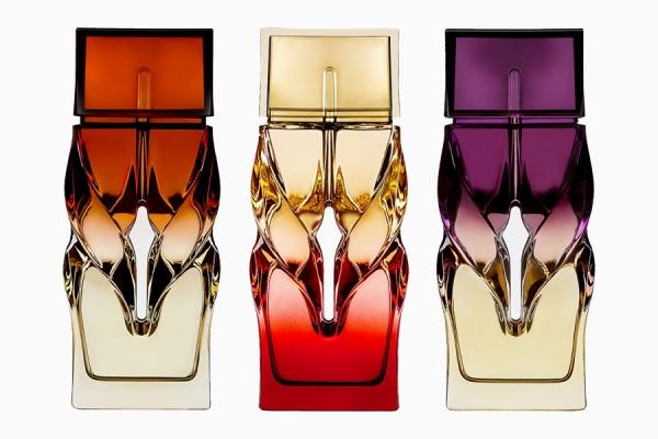 Первые ароматы Christian Louboutin