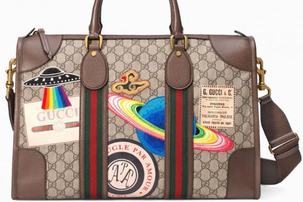 Дорожная коллекция аксессуаров Gucci