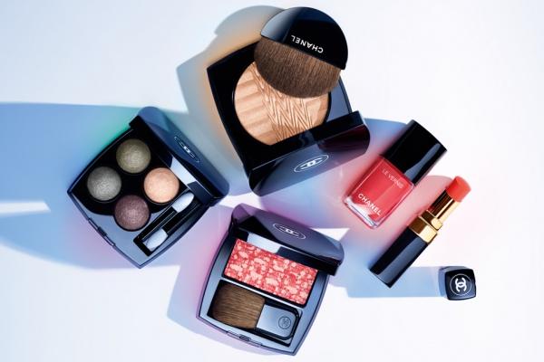 Все лучшее с Востока в коллекции макияжа Chanel Le Blanc Énergies Puretés
