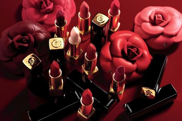 Chanel выпустят лимитированное издание культовой помады Rouge Allure