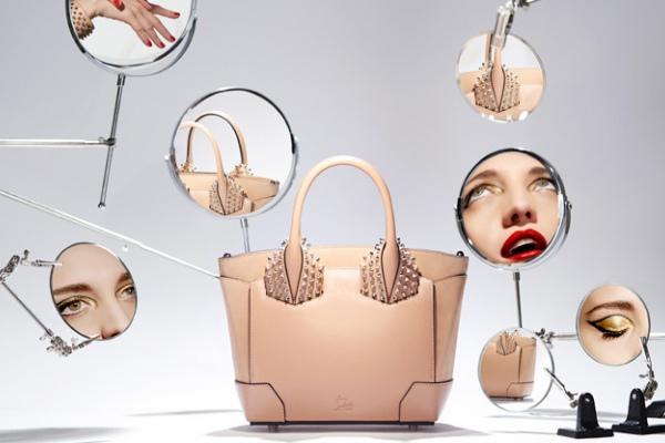 Новая сумка Christian Louboutin Eloise
