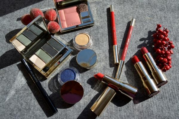 Осенняя коллекция макияжа Graphik Clarins