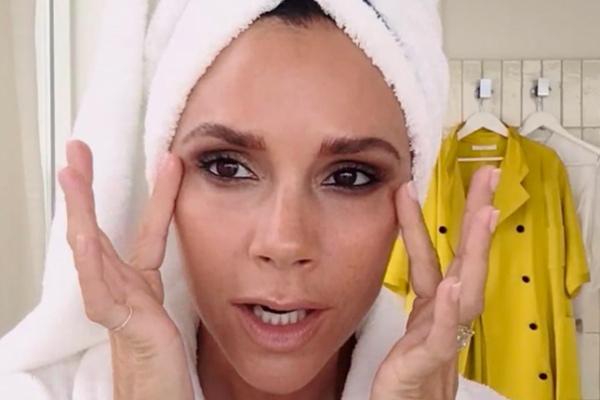 Виктория Бекхэм создала коллекцию косметики для Estée Lauder