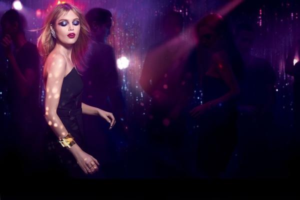 Королева диско: осенняя коллекция макияжа Yves Saint Laurent