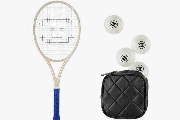 Обновление коллекции летнего спортивного инвентаря Chanel