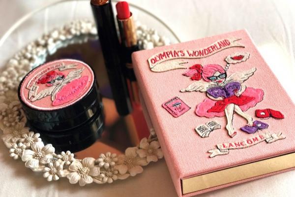 Страна чудес в осенней коллекции макияжа Lancôme Olympia's Wonderland