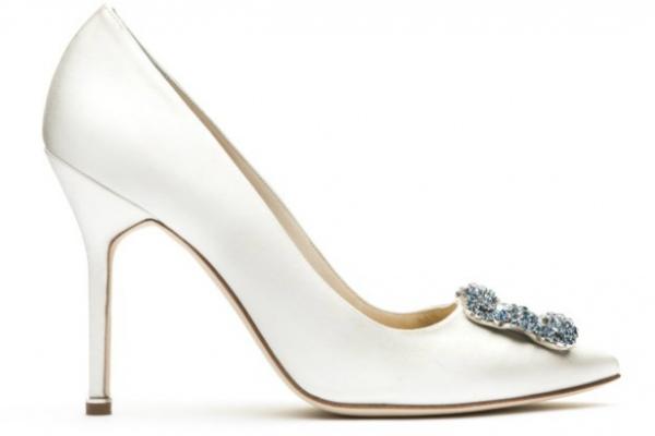 Manolo Blahnik готовит к выпуску коллекцию свадебной обуви