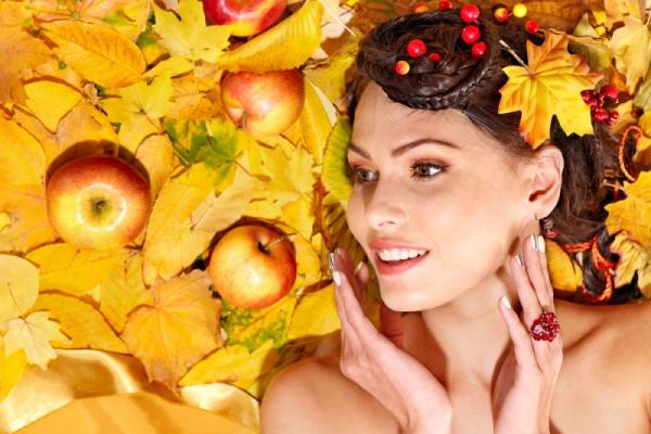 Осенняя диета на яблоках