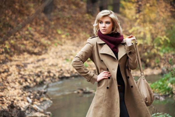 Осеннее пальто: цвет многое значит