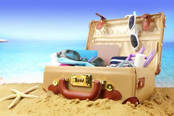 Летний отпуск на море: что взять с собой