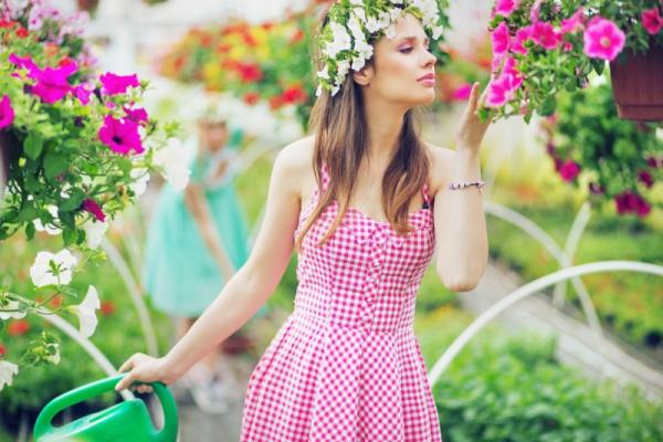 Выращиваем цветы: рай на приусадебном участке