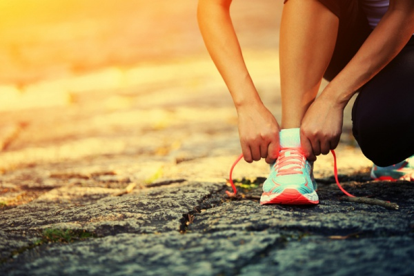 Выбираем беговые кроссовки!