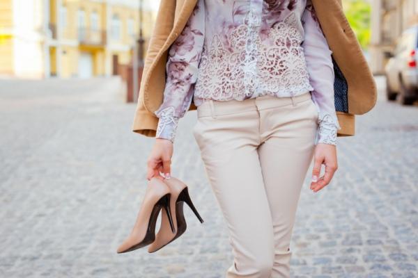 Летние брюки: от повседневных до вечерних
