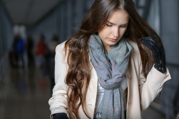 Выбираем стильные шарфики на осень